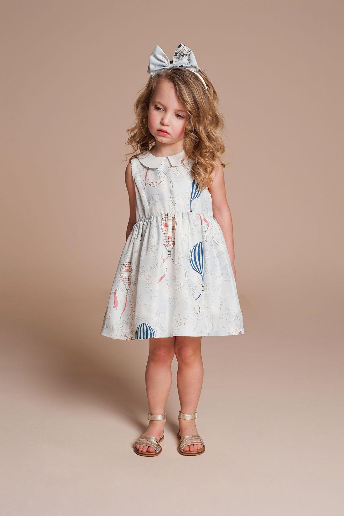 f7adda0fd Ma robe couleur de soleil Hucklebones