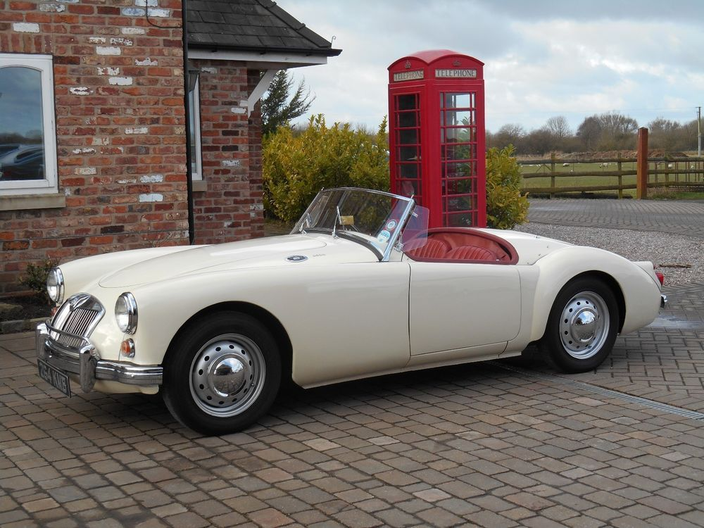 1956 MGA Roadster | Auto | Pinterest | Cars and Classic cars online