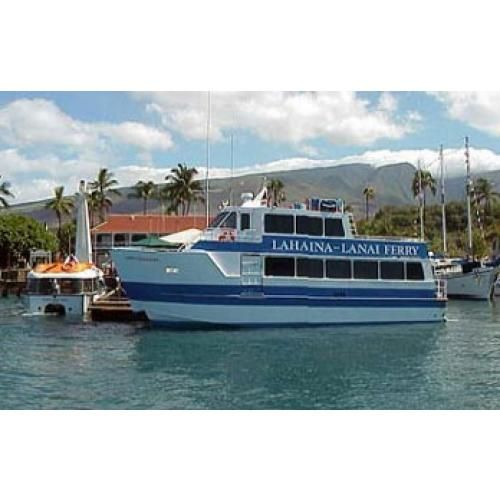 Cruise To Hawaii From California: Expeditions Maui - Lanai Ferry- What A Day!