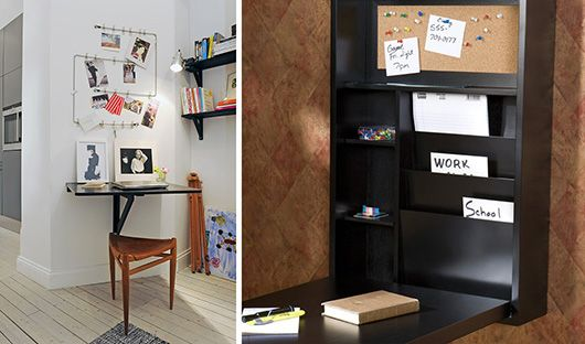 The Intentional Apartment Small Home Office Ideas Apartments