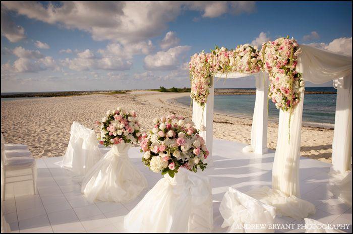 Pinterest Beach Wedding Centerpieces Beautiful Wedding