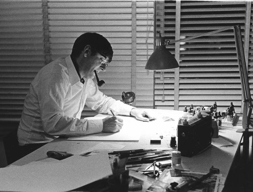 André Franquin (1924-1997)