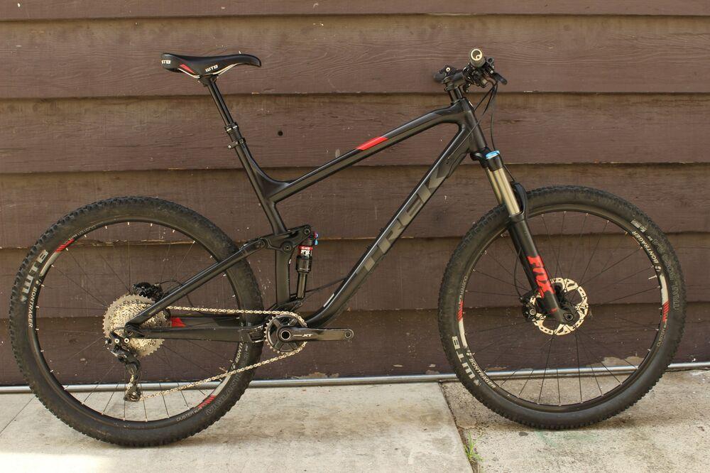 Xxl 23 2017 Trek Fuel Ex 8 29 Mountain Bike Shimano Xt 8000 Fox Ks All Mountain Bike Trek Bicycle Pocket Bike