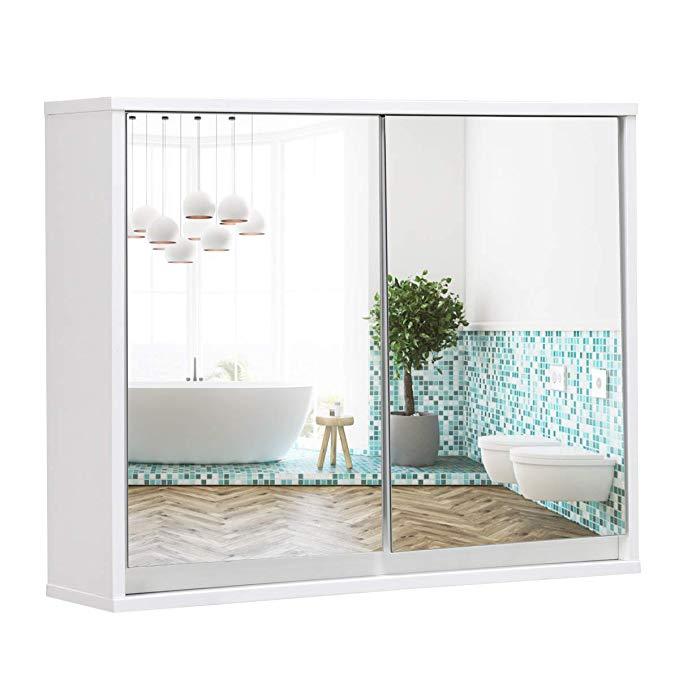 23++ Tangkula bathroom medicine cabinet with mirror diy