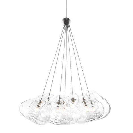 Tech Lighting 700chr Cheers Low Voltage Pendant 12v Tech Lighting Glass Globe Pendant Pendant Light Fixtures