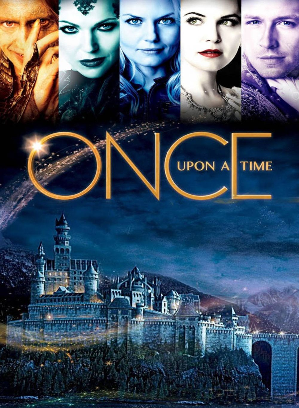 Resultado de imagen de once upon a time season 1 poster