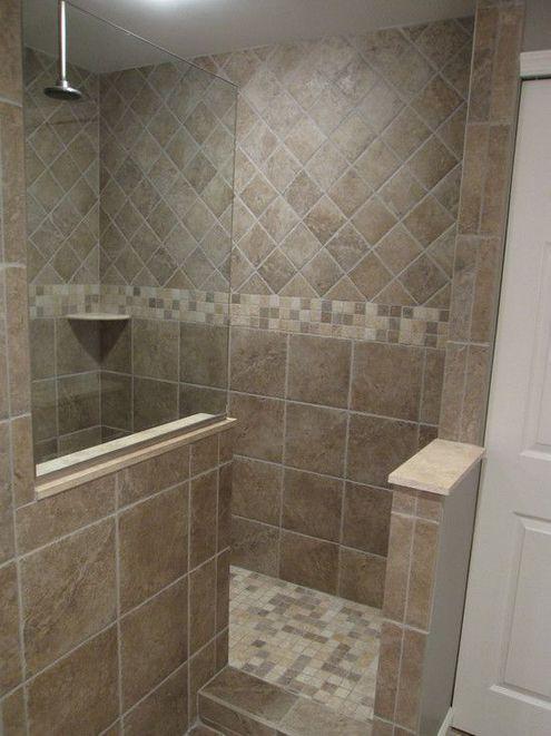 31 Master Shower Ideas No Door Walk In 92 Decorinspira Com In