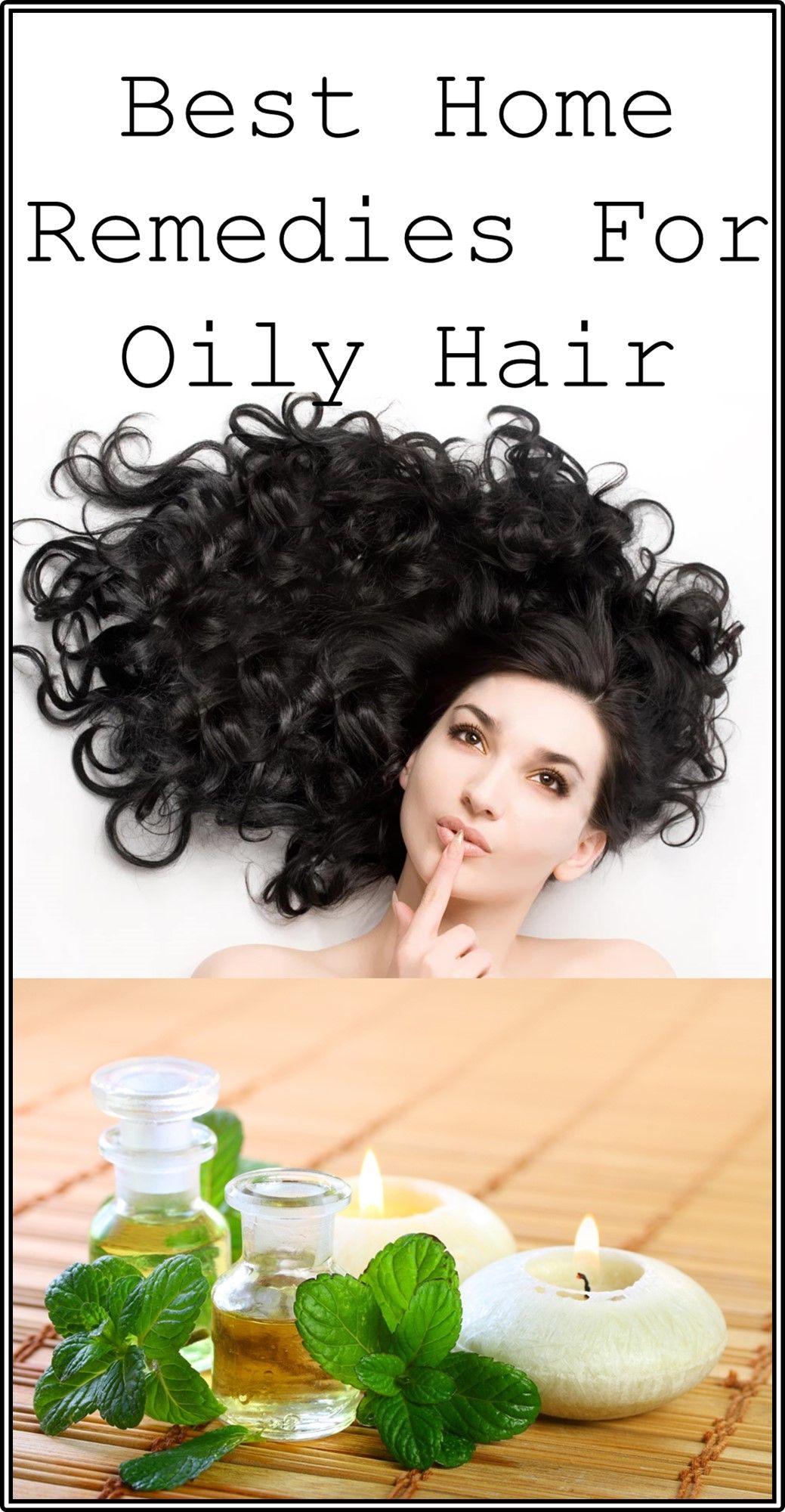 Hair oily remedies new photo