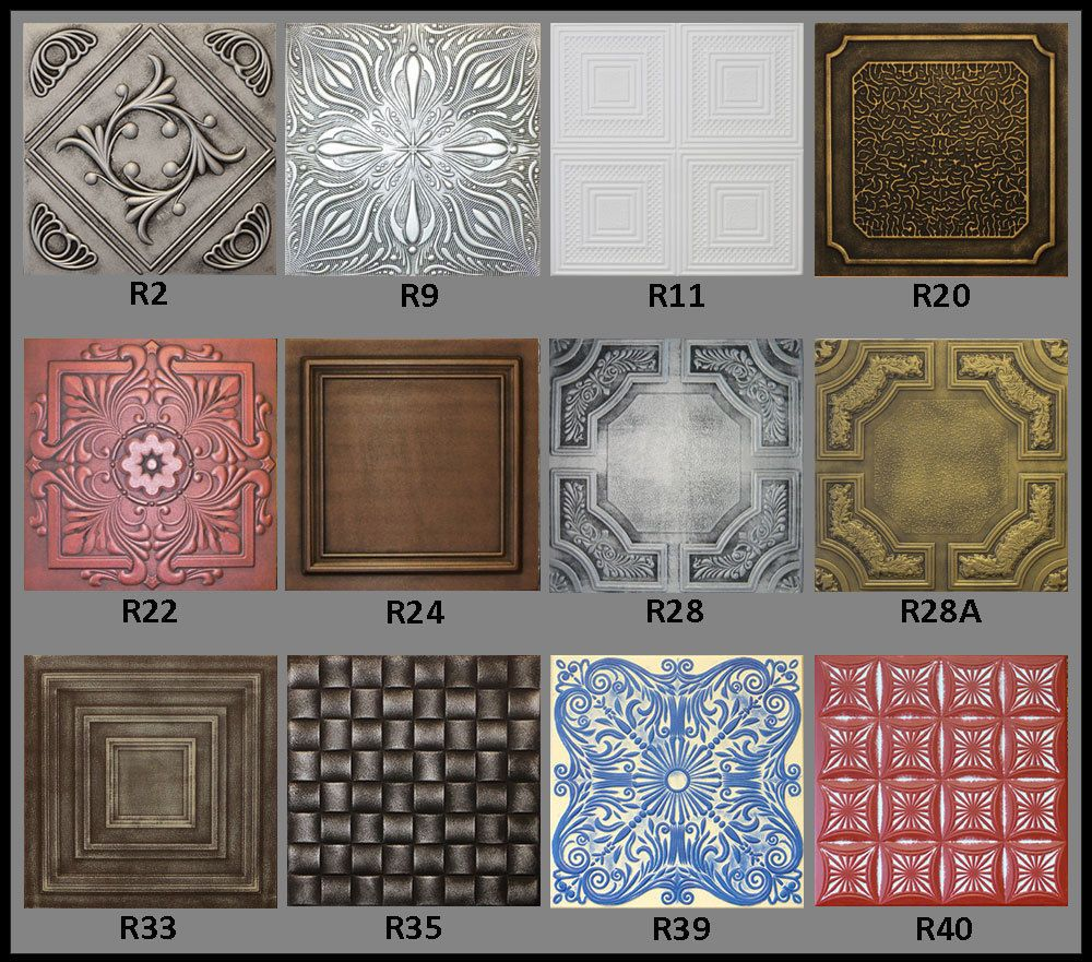 The royal ceiling tiles are made out of uniform extruded the royal ceiling tiles are made out of uniform extruded polystyrene foam the white tiles are not painted the tiles can be painted with any water based dailygadgetfo Image collections