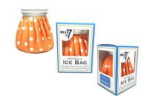 Blue No 7 The Original Vintage Ice Bag Peach White Dots Www Blueno7 Com Ice Bag The Originals Ice