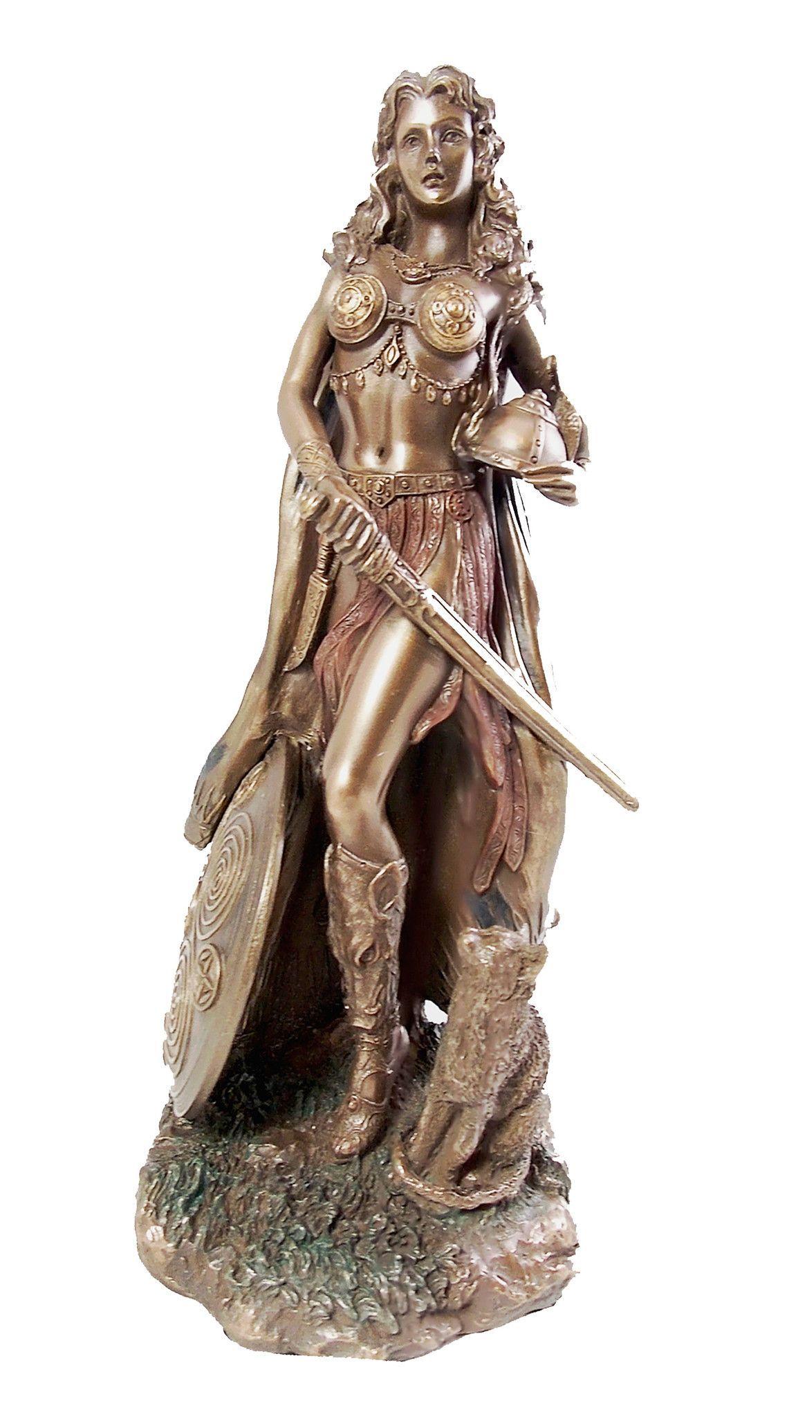 Freya Norse Goddess Of Love and War