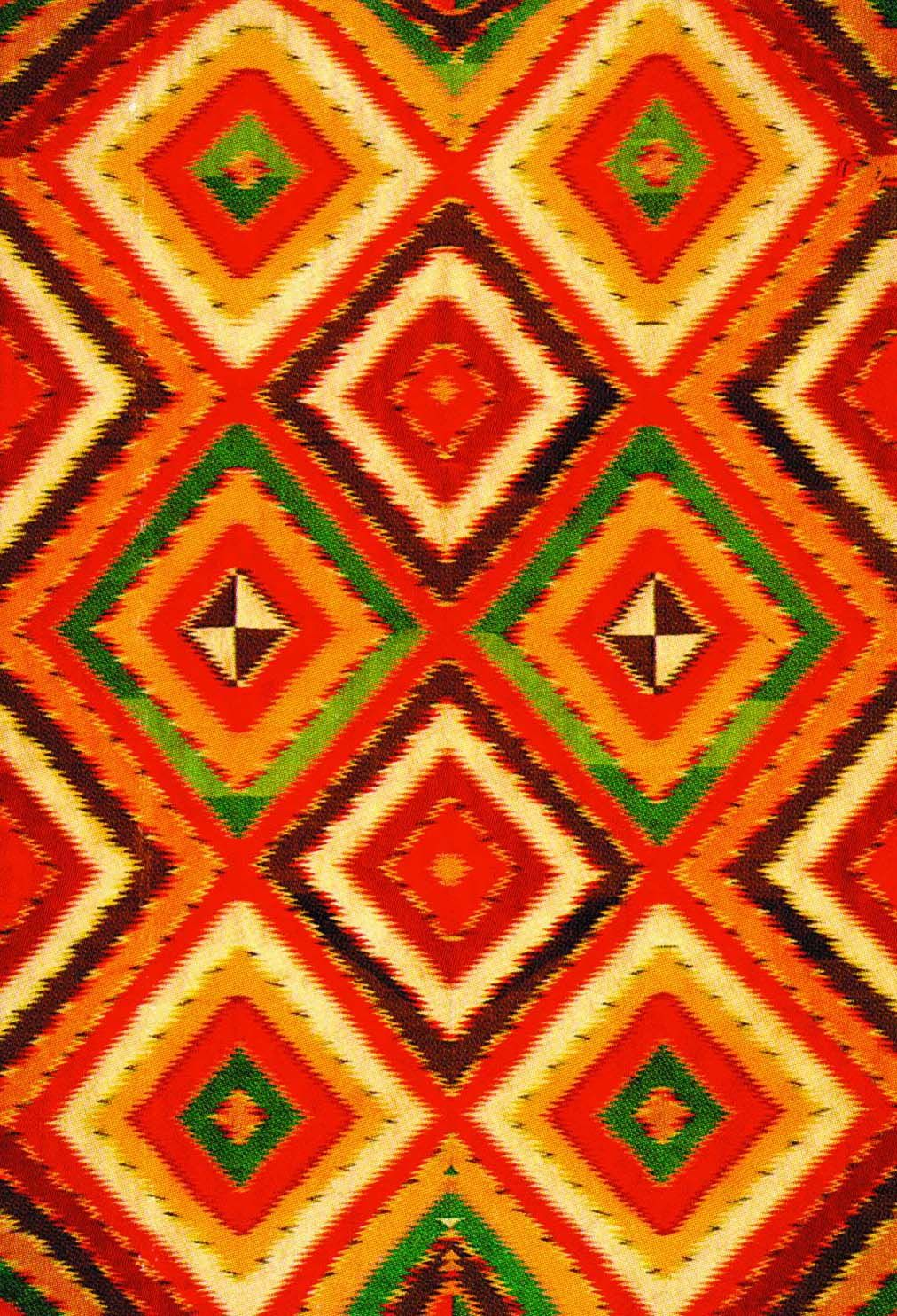 Rug Graphic Featured From The Center Of Southwest Studiesu0027 Native American  Rug And Textile Identification
