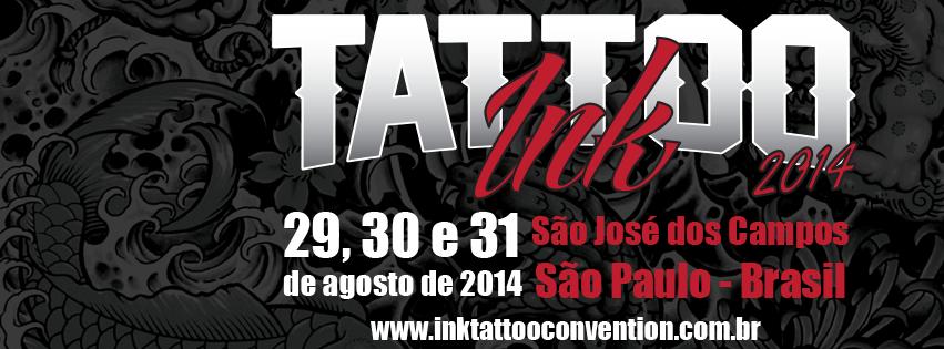 Tattoo & Ink: Tattoo Ink International Convention 2014(São Paulo...