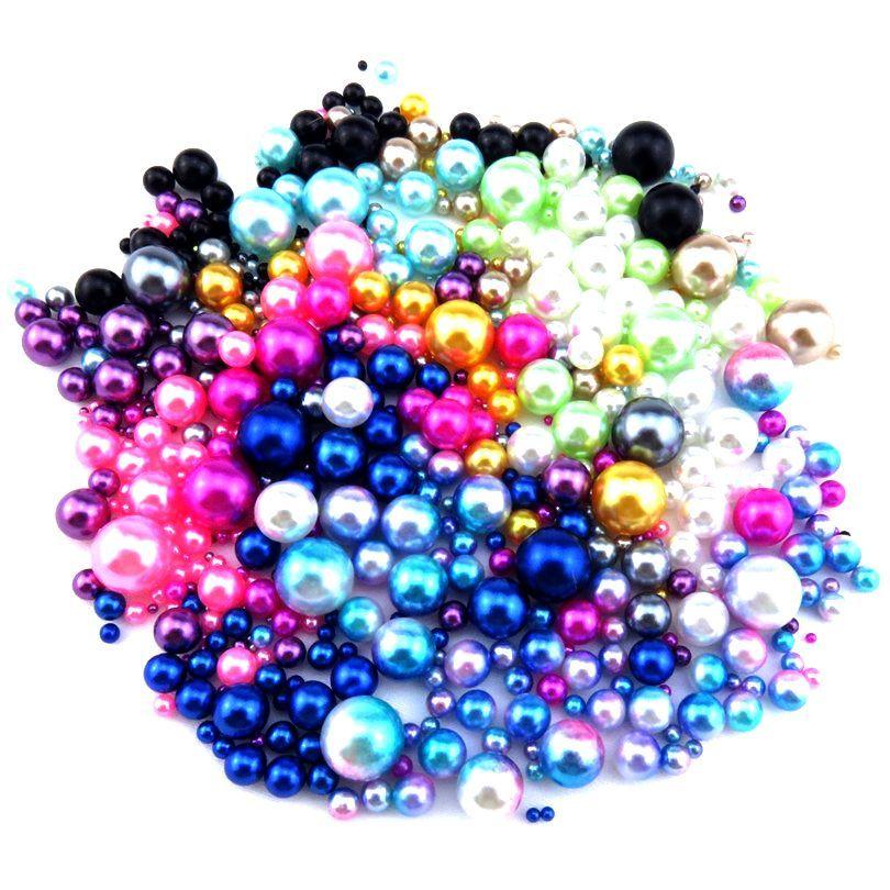 GLOWCAT 21688 High Quality Plastics Round Beads For Jewelry Making ...