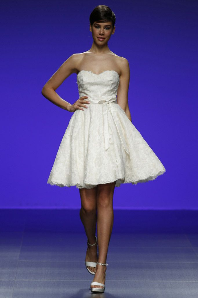 20 VESTIDOS CORTOS PARA NOVIAS #vestidos #cortos #novia #boda ...