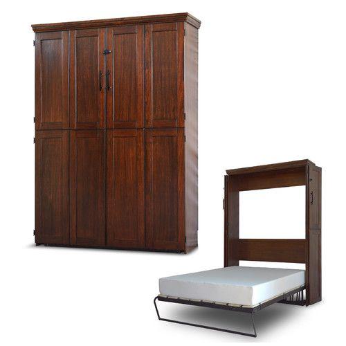Found it at Wayfair - Simplicity Queen Murphy Bed | apartment ...