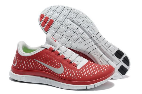 92f2096a9c8c8 Mens Free 3.0 V4 Sport Red Light Grey  NFR3M73  -  79.00   Nike Free ...
