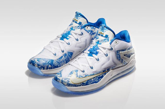 Nike Lebron 11 Low Chinese Vase Sneakers Shoes Pinterest