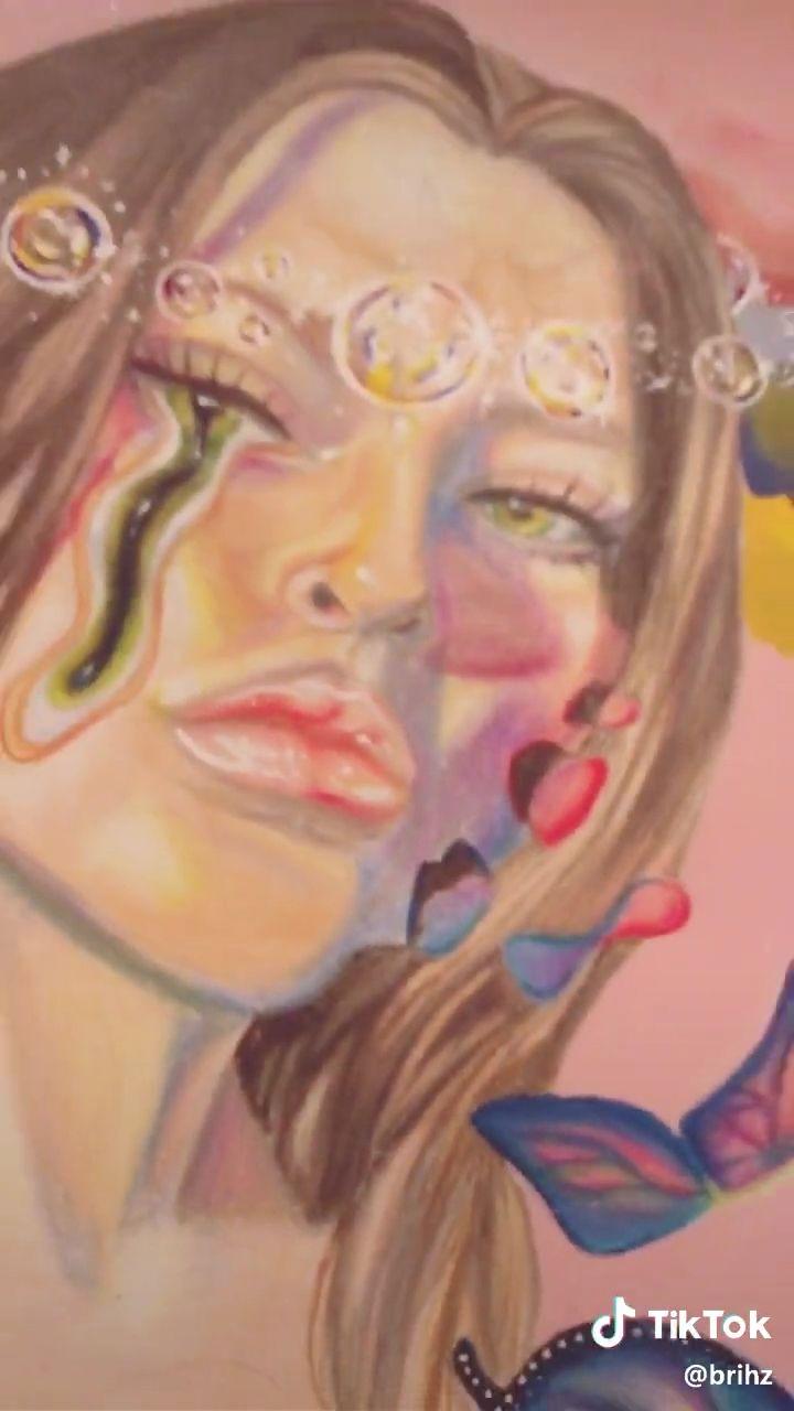 Pin By Bea D88 On Tiktok Video Art Art Inspo Artwork