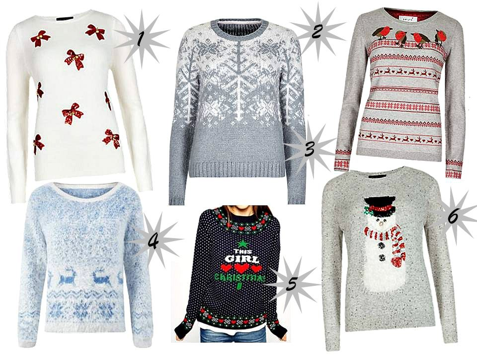 That Northern Gal | Fashion, Beauty & Lifestyle Blog : Christmas Jumpers...