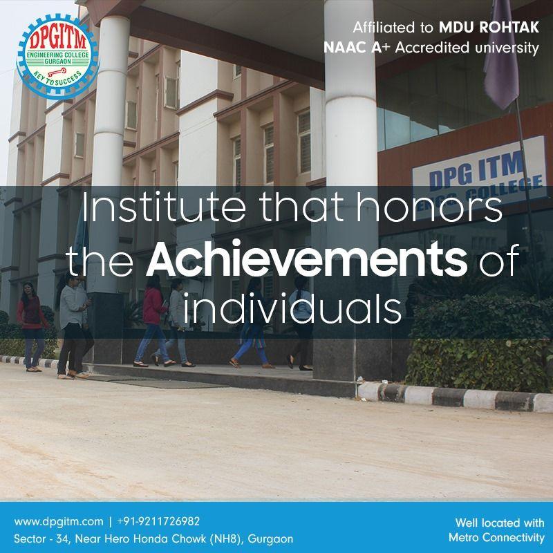 D.P.G. Institute of Technology & Management, Gurugram