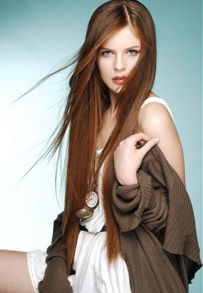 very long brown straight hair | style/fashion | Long hair ... - photo#37