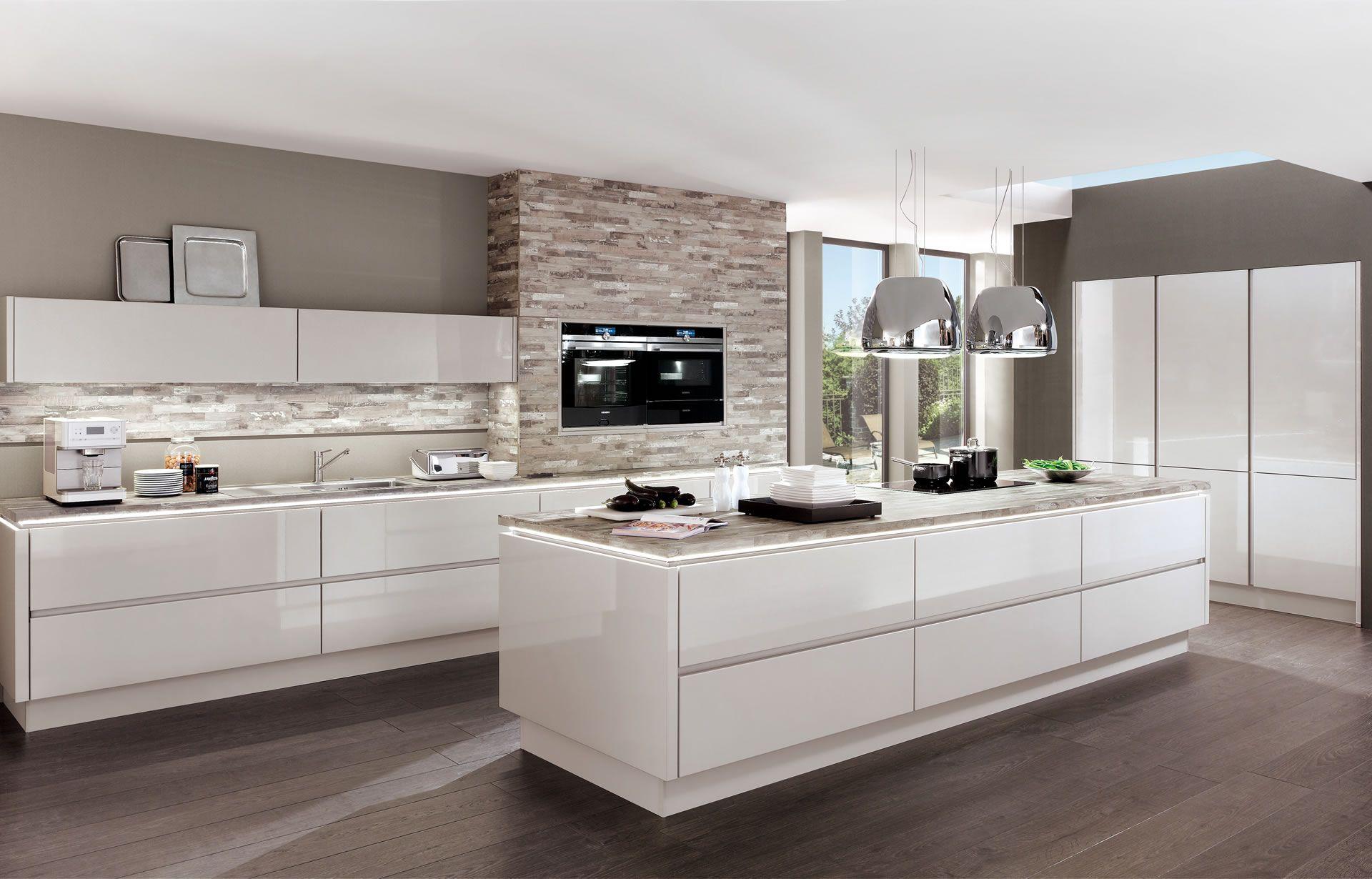 Küchenideen groß nobilia küchen  kitchens  nobilia  produkte  küche  pinterest