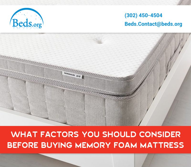 The Memoryfoammattress And Its Products Have A Very Diverse Range