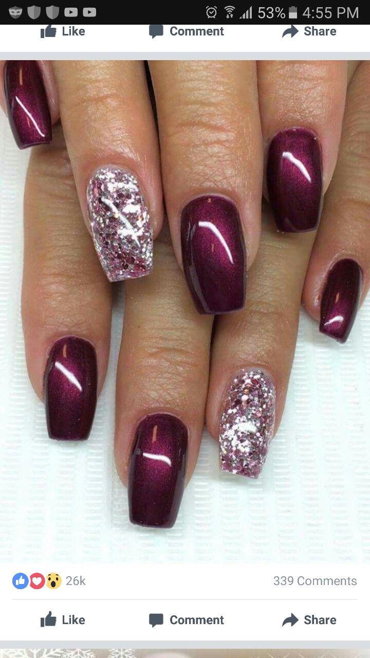 Pin by Sheena Atkinson on nails   Pinterest   Makeup, Nail nail and ...