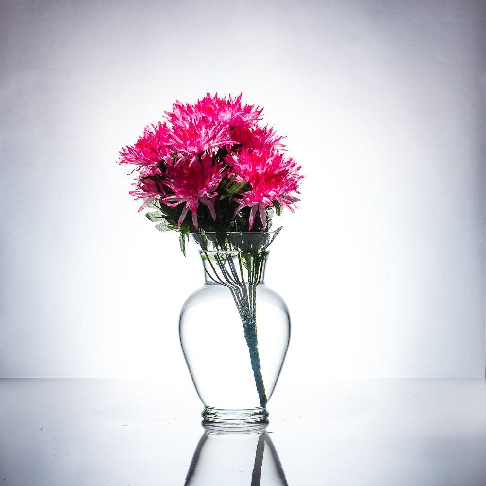 Fuji Mum Bush/Pink Mums/ Orange Mums /Wedding Centerpieces/Home ...