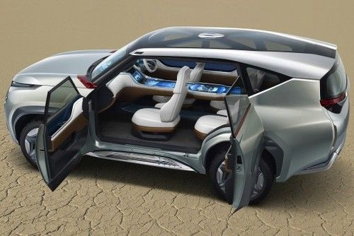Tokyo Motor Show 2013 (VIDEO) Futuristic Vehicle, Concept Cars, Mitsubishi GC-PHEV
