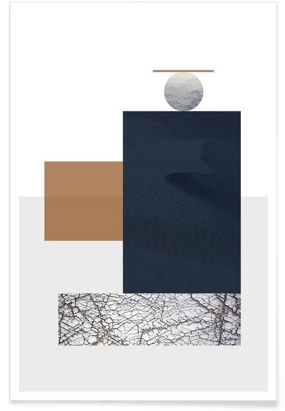 Iva 06 the home office studio premium poster