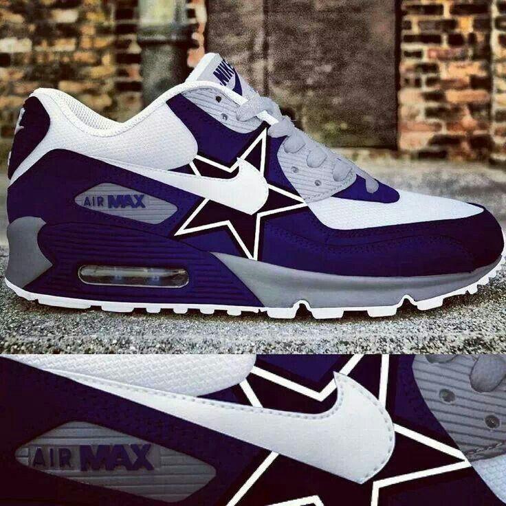 pretty nice 91db3 65095 ... Nike Shox 88 – JNL Apparel Dallas cowboys shoes ...