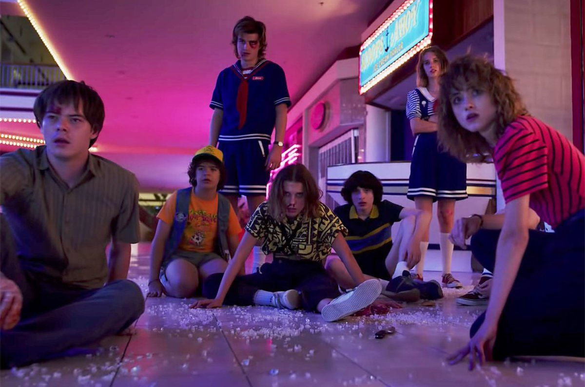 """Netflix's """"Stranger Things"""" third season goes a bit over the top, but it works…"""