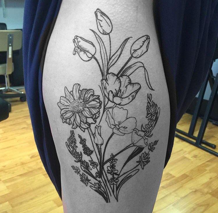 Fremont tattoo shop flowers tattoos tattoo shop