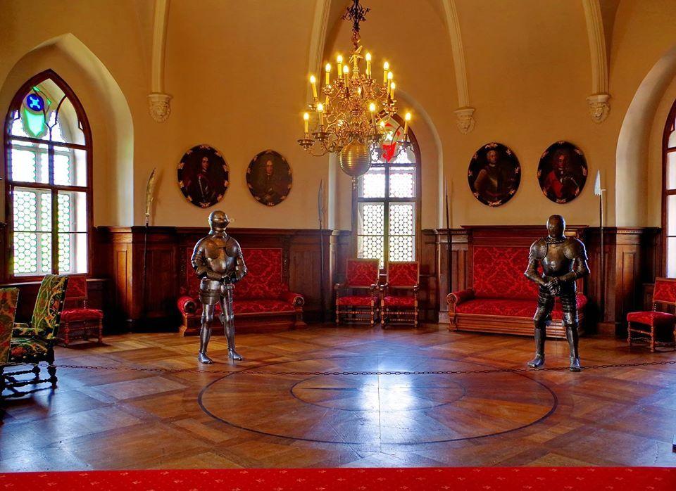 Croatia Hrvatska Trakoscan Castle Knights Hall Dvorac Trakoscan Viteska Dvorana Source Https Www Facebook Com Photo Php Fbid Castle House Croatia