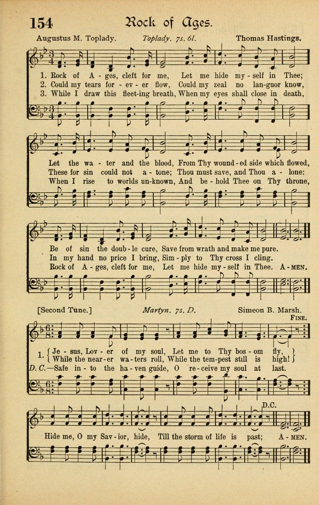 Rock Of Ages Cleft For Me Hymns Lyrics Christian Song Lyrics Spiritual Songs