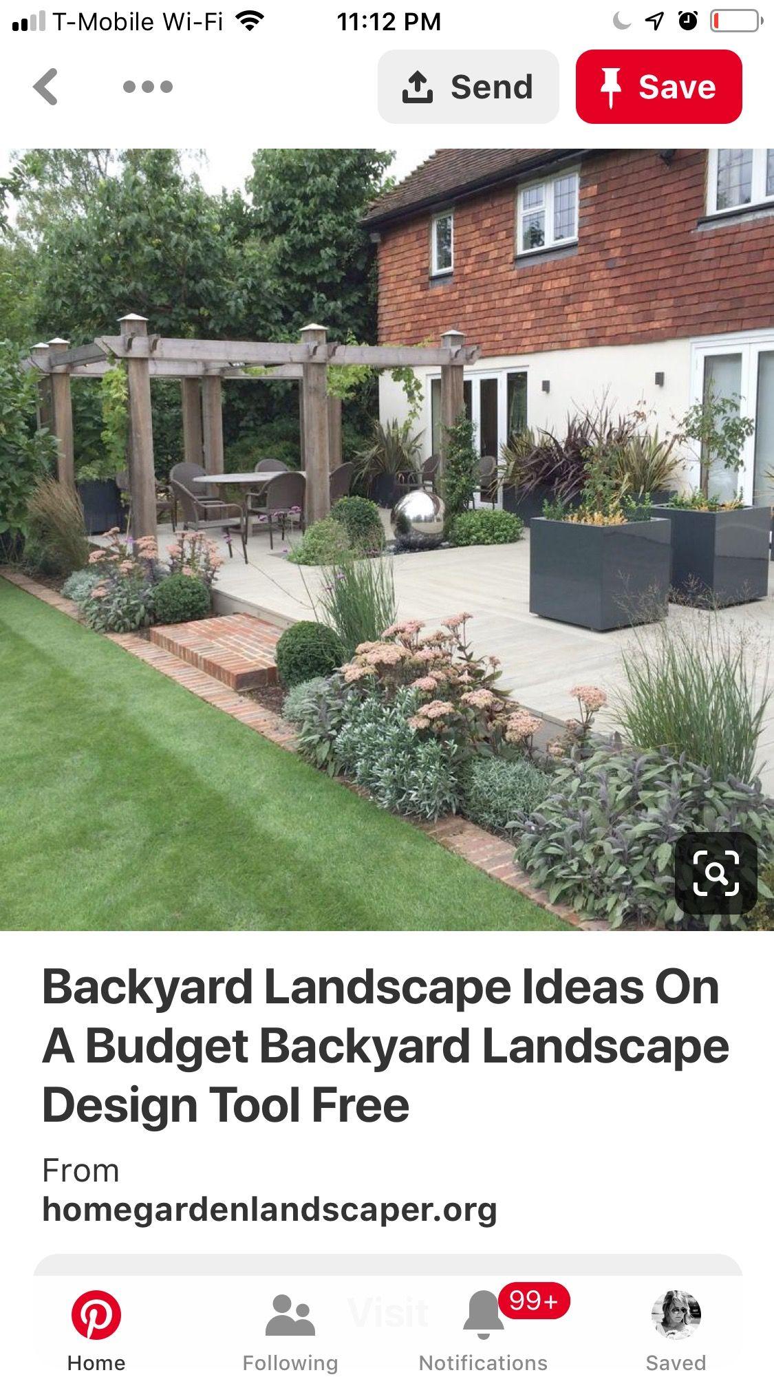 Pin By Martha Frisch Hernandez On Landscaping Backyard Landscaping Designs Backyard Landscaping Landscape Design