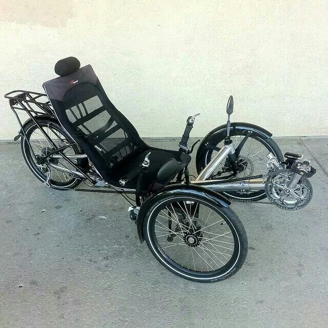 Velotechnik Scorpion Fs Used For Sale Recumbent Bicycle Bicycle Bike