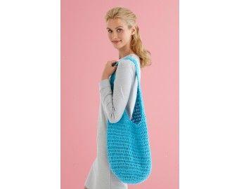 4 Ball Market Bag (Crochet)