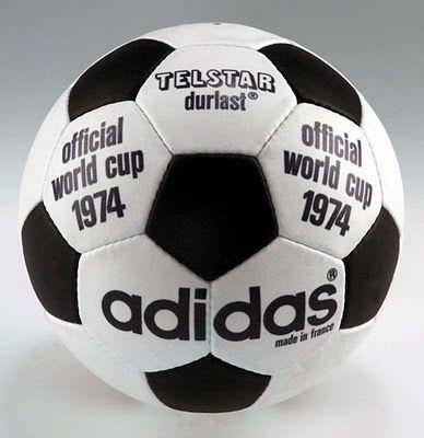 cfe34f1491e96 Balón oficial del Mundial de Alemania de 1974