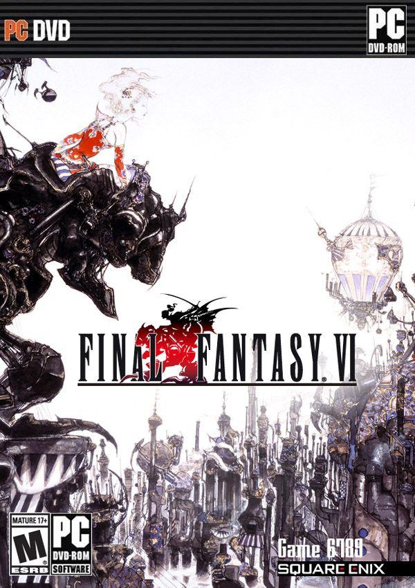 Final Fantasy Vi Download Cover Free Game Final Fantasy Vi