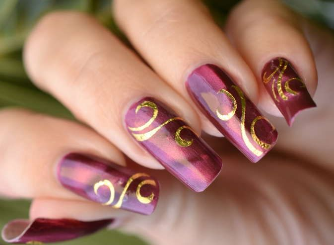 diseño de uñas elegantes 2017 | uñas | Pinterest | Diseños de uñas ...