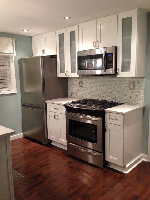 Pin By Grace Hudak On Kitchen Organizers Kitchen Remodel Installing Cabinets Kitchen