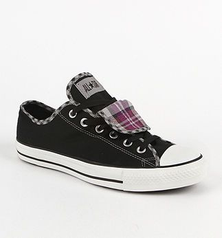 Converse Chuck All Star Double Tongue Sneaker - PacSun.com