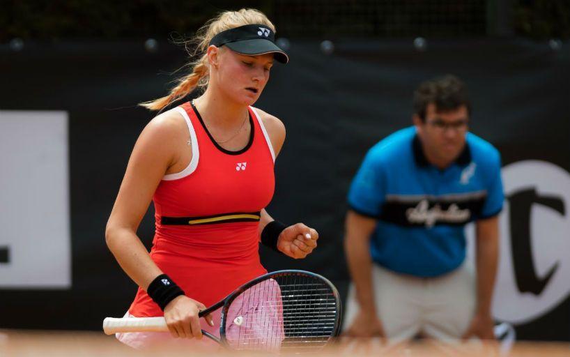 Dayana Yastremska I M Still Coughing But I Feel Better In 2020 Tennis Players Feel Better Tennis