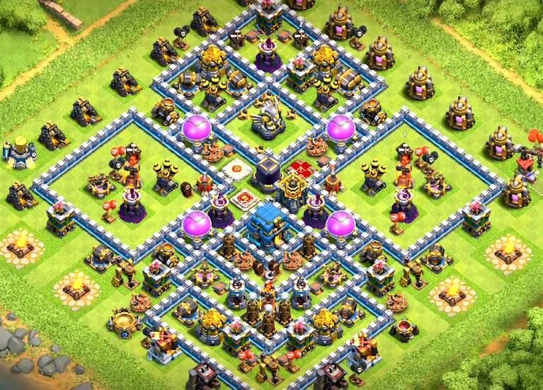 78 best th12 base links 2021 new anti