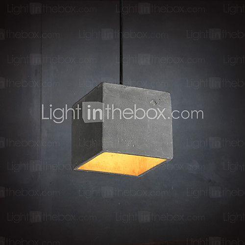 Moderni / Traditionaalinen/klassinen / Rustiikki / Vintage / Retro / Lantern LED Metalli Riipus valotLiving Room / Makuuhuone / - EUR €58.79