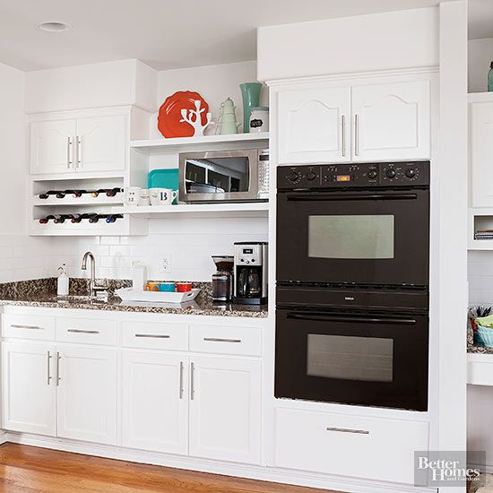 Above Kitchen Cabinet Decor Ideas: Ideas For Decorating Above Kitchen Cabinets