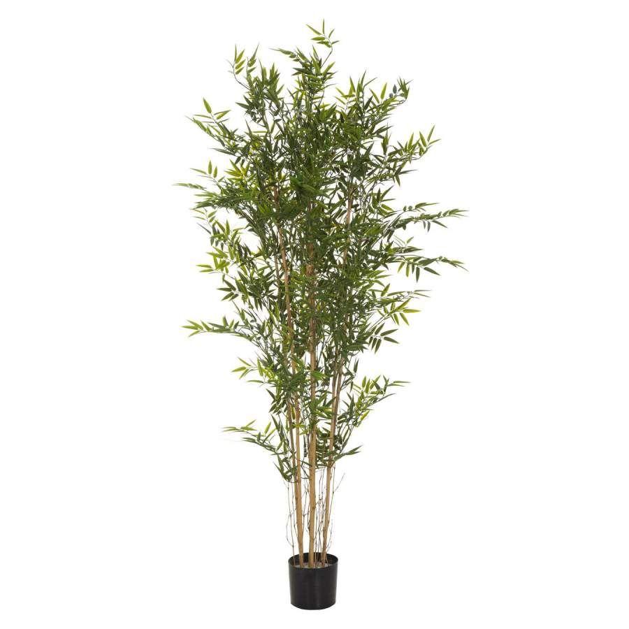 Plantas Artificiales Online Planta Artificial Bamb Tronco  ~ Cañas De Bambu Verdes Para Decorar